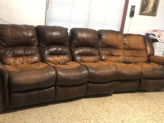 Big Couch. For Free. Good For Big Dogs Bedding . for Sale in Homestead,  FL