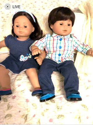 American Girl doll hispanic Twins for Sale in Middletown, OH