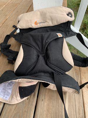 Ergo baby carrier (used) for Sale in Norfolk, VA