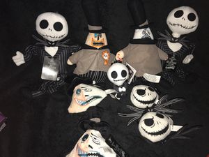 Plush Nightmare before Christmas for Sale in San Jose, CA