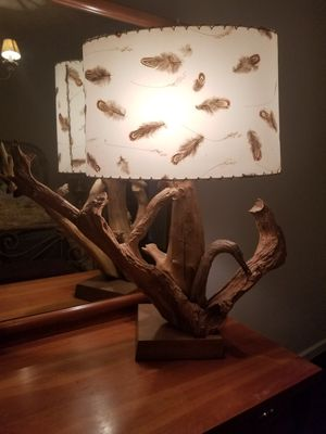 MCM DRIFTWOOD LAMP for Sale in OH, US