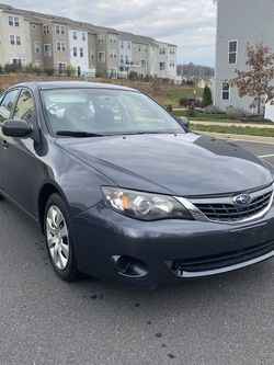 2008 Subaru Impreza 2.5i AWD for Sale in Fredericksburg,  VA