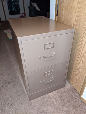 Filing cabinet. Needs to go ASAP for Sale in Vancouver, WA