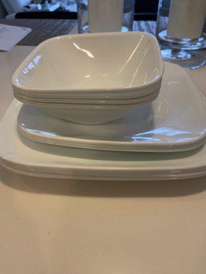 Corelle dish set for Sale in Boca Raton, FL
