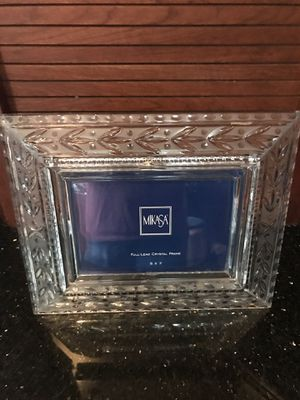 Crystal Picture Frame for Sale in Falls Church, VA