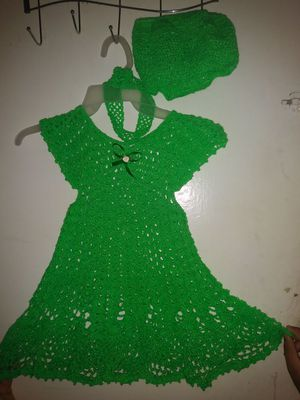 Hand made baby girl dress for Sale in Dallas, TX