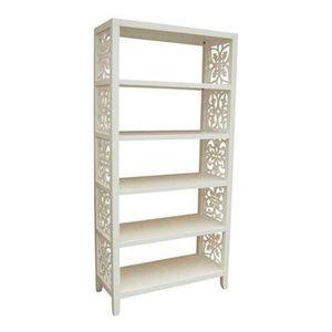 White Bookcase / Shelving unit for Sale in Chicago, IL
