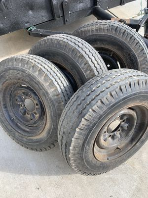 Trailer tires for Sale in Ripon, CA