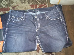 Silver Jeans for Sale in Guadalupe, AZ