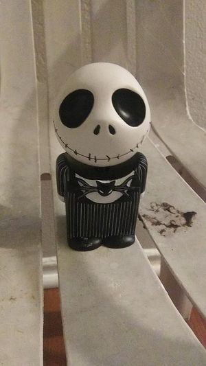 Nightmare Before Christmas bobblehead Jack Skeleton asking $ asking $10 new for Sale in San Diego, CA