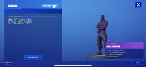 *SUPER RARE* Fortnite Account for (PS4,Nintendo Switch,PC) ONLY for Sale in Chula Vista, CA