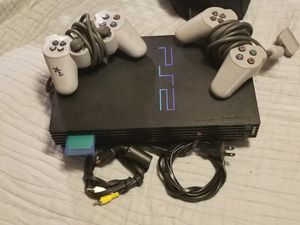 Sony playstation 2- ps2 console for Sale in Chevy Chase, MD