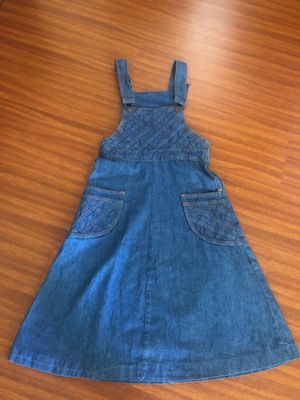 Vintage h.i.s overall dress for Sale in Whittier, CA
