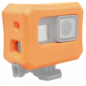 GoPro HERO7 /6 /5 Floaty Case Frame Cover (Orange) Protector for Sale in Katy, TX