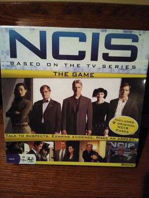 NCIS Game - New in box for Sale in Washington, IL