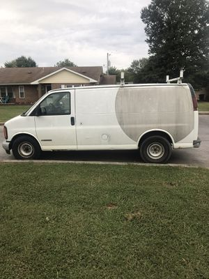 2002 Chevrolet Express for Sale in Nashville, TN