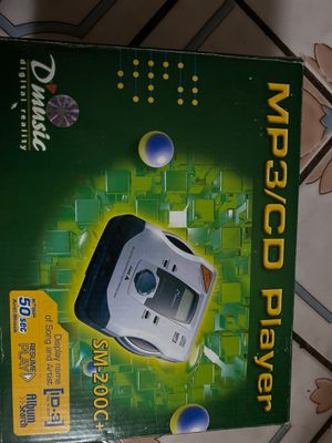 Mp3/CD Player for Sale in Temple City, CA