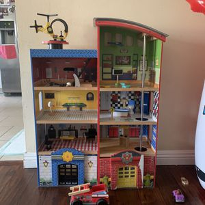 Kids Wooden Playset for Sale in Inglewood, CA