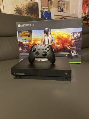 New Xbox One X with a Game for Sale in Fresno, CA