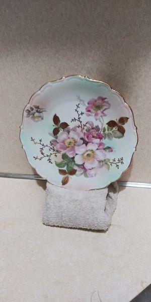 Decorative floral dish for Sale in Wichita, KS