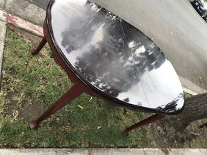CURB ALERT - wood dining table for Sale in Los Angeles, CA