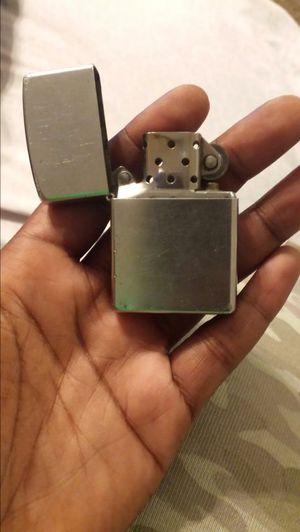 Zippo lighter for Sale in Tyler, TX