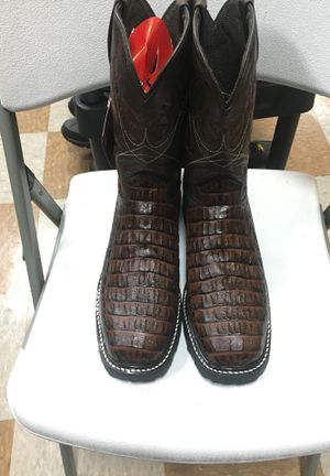 Work boots size 9 1/2 for Sale in Houston, TX