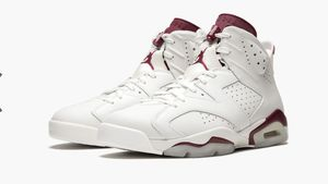 """Air Jordan 6 Retro """"Maroon"""" size 8.5 for Sale in Milwaukee, WI"""