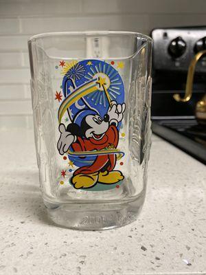 Vintage Disney 2000 Anniversary Epicot Glass for Sale in San Jose, CA