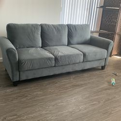 2 Cool Grey Couches for Sale in Los Angeles,  CA