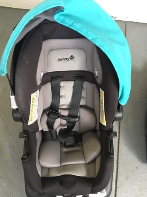 Safety 1st infant car seat for Sale in Pleasanton, CA