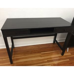 "Ikea Table Console Entry Side Table Desk Espresso L:46""in for Sale in Miami, FL"