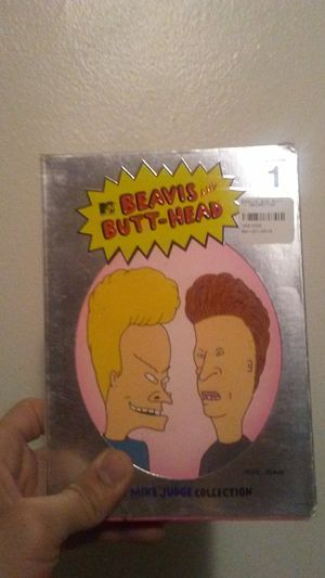 Beavis & butthead vol 1,2 & 4 for Sale in US