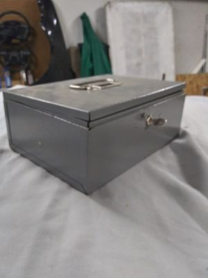 Buddy Products Steel Lock Box with Key for Sale in Wyoming, MI