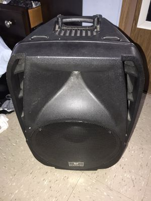 Blackmore dj speakers with polk audio subwoofer for Sale in New York, NY