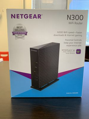 Netgear WiFi Router for Sale in Phoenix, AZ
