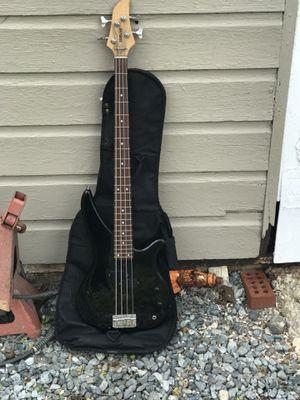 Guitar and guitar bag for Sale in Alexandria, VA