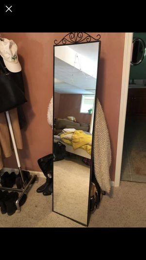 Full length mirror for Sale in Roanoke, VA