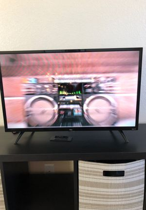 """TCL 32"""" Roku TV for Sale in Kyle, TX"""