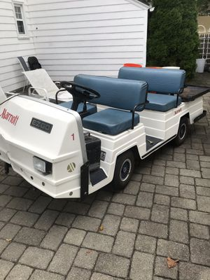 Ezgo 5 seater electric cart for Sale in Newington, CT