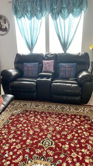 Dual recliner sofa in excellent condition for Sale in Herndon, VA