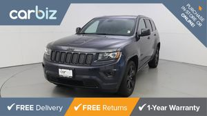 2015 Jeep Grand Cherokee for Sale in Baltimore, MD