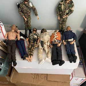 Vintage G.I Joe Collection for Sale in Queens, NY