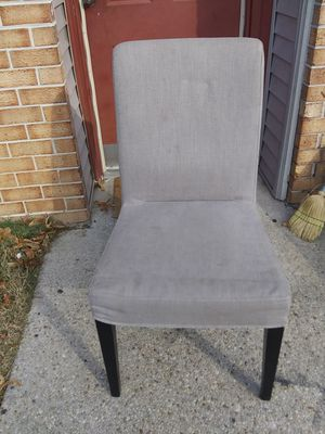 4 ikea henriksdal dining chairs for Sale in Severn, MD