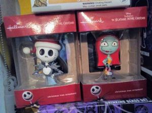 Disney Nightmare Before Christmas Hallmarks Ornaments for Sale in Fresno, CA