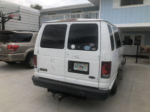 2005 E350 passenger or cargo van for Sale in Bradenton, FL