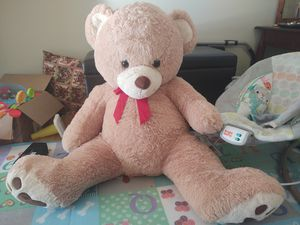 3ft Teddy bear for Sale in Raleigh, NC