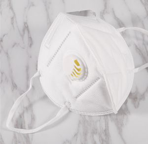 Breathable Face Masks KN95 Mask With Valve for Sale in Hanover, MD