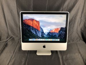 "Apple 20"" iMac : 1TB - 6GB DDR3 - Nvidia - El Capitan for Sale in Round Rock, TX"