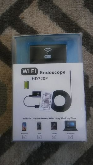 WiFi Endoscope Camera/Nanny Cam for Sale in Lakeland, FL